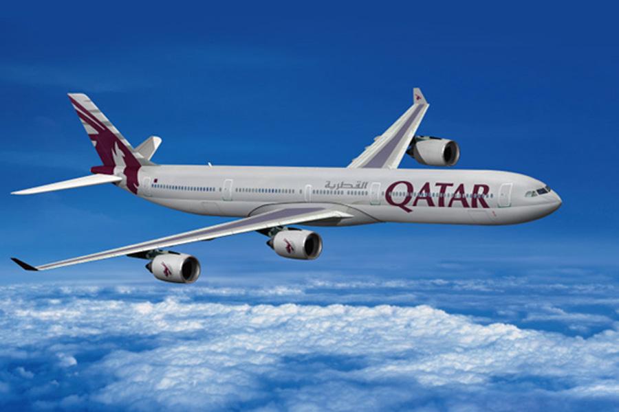 Vé máy bay Qatar Airways
