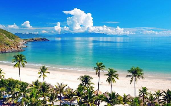 Cảnh đẹp tưởng chỉ có trong tranh vẽ của thành phố biển Nha Trang