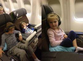 Trẻ em đi máy bay cần giấy tờ gì và chuẩn bị ra sao?