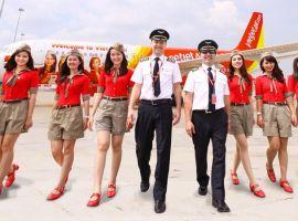 Vé máy bay Tết 2018 Vietjet – Bay vi vu mà không lo ngại về giá!