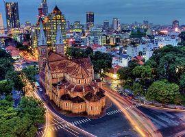 Vé máy bay Buôn Ma Thuột đi Sài Gòn giá rẻ chỉ từ 99k/chiều