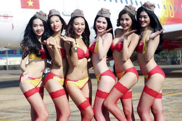Đồng phục Vietjet