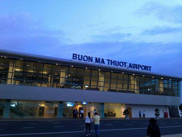 Vé máy bay đi Buôn Mê Thuột Vietjet