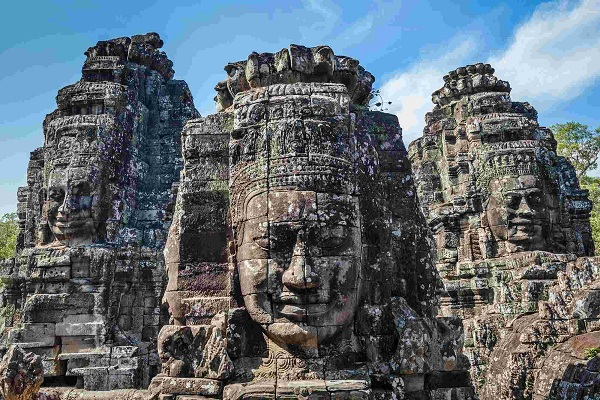 Angkor Wat – Angkor Thom