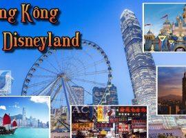 Vé máy bay đi Hong Kong Vietjet