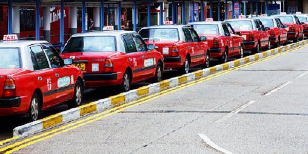 Taxi Hồng Kông