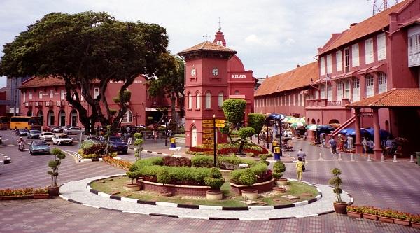Thành phố cổMalacca