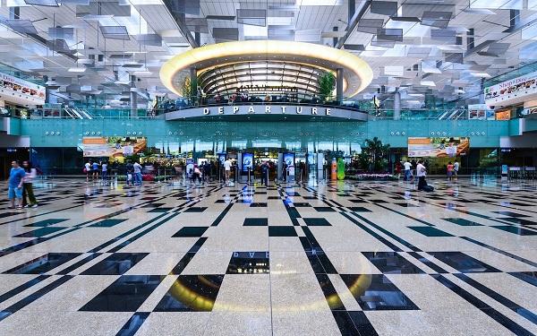 Vé máy bay đi Singapore Vietjet