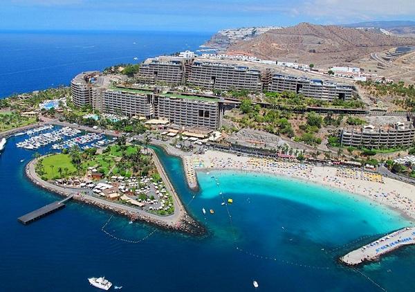 Gran Canaria, Tây Ban Nha