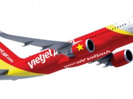Vé máy bay Vietjet tháng 11
