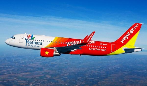 Vé máy bay Vietjet tháng 12