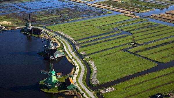 Ngôi làng Zaanse Schans