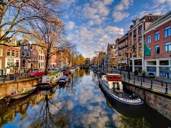 Dòng sông Amstel