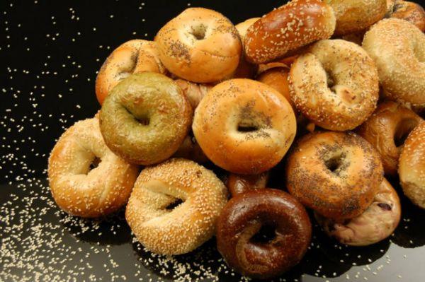 Bánh mì vòng Bagel