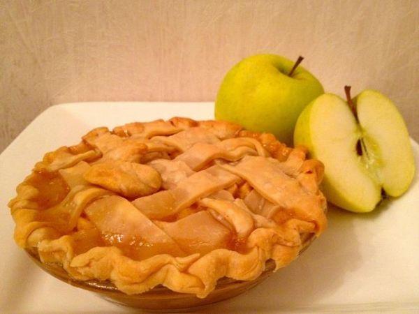 Bánh táo nướng (Apple Pie)