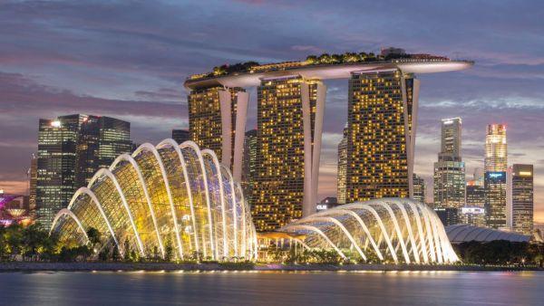Vé máy bay Hà Nội Singapore