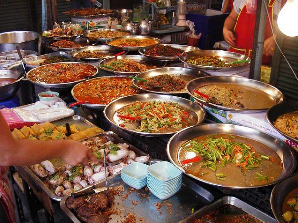 Ẩm thực Bangkok