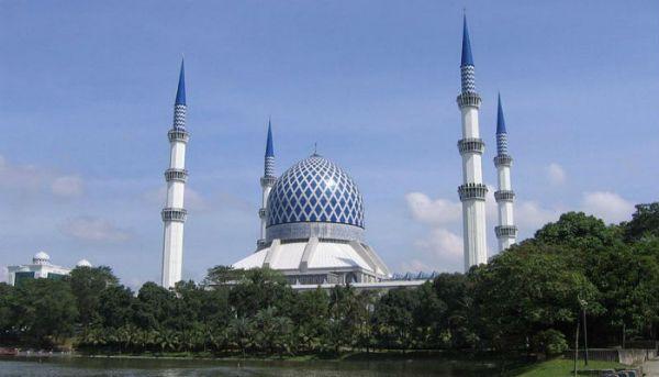 Thánh đường Hồi giáo Sultan Salahuddin Abdul Aziz