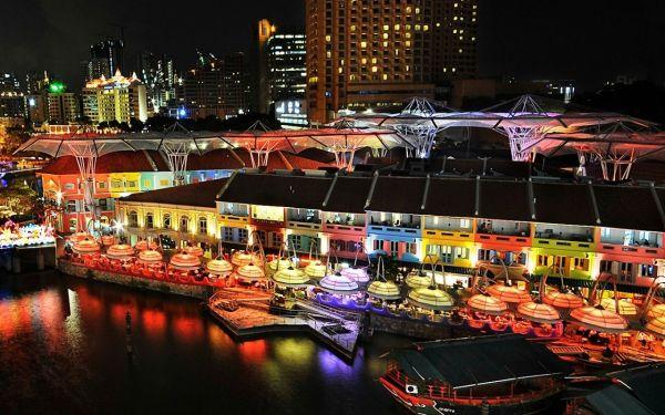 Cảng Clarke Quay