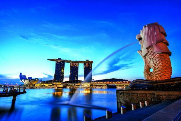 Vé máy bay đi Singapore bao nhiêu tiền