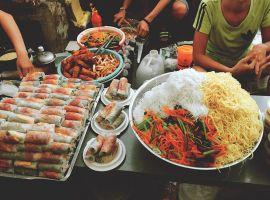 Địa điểm ăn uống ở Sài Gòn giá rẻ