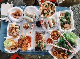 Địa điểm ăn uống Sài Gòn Quận 1