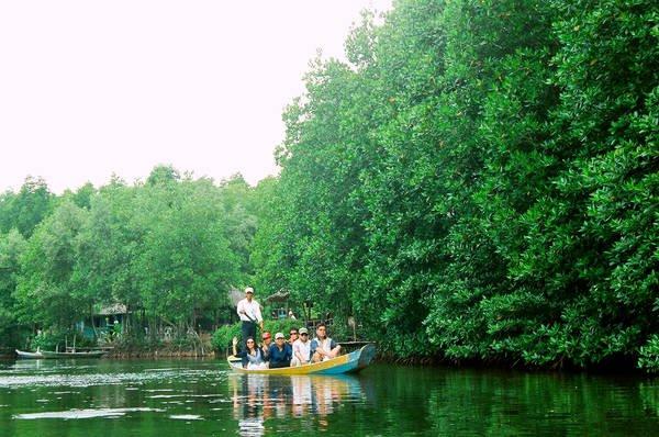 du dịch 2 ngày gần Sài Gòn