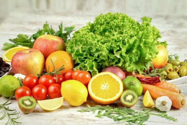 món ăn giàu vitamin tốt cho cơ thể