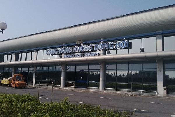 Sân bay Đồng Hới