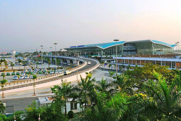nhà ga nội địa của sân bay Đà Nẵng