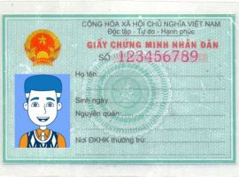 Mua vé máy bay có cần chứng minh thư không?