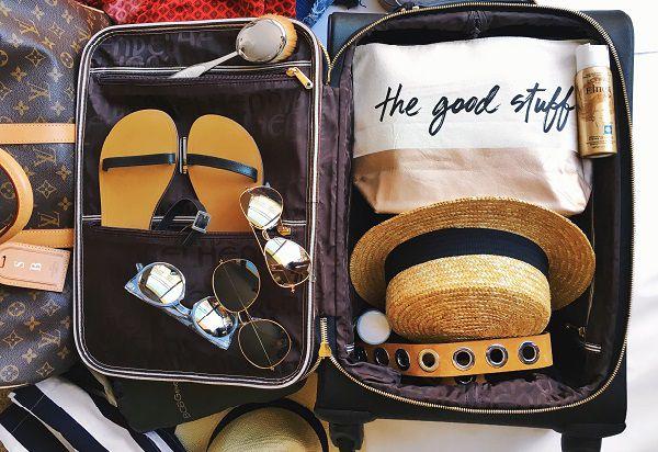 Mang hành lý đúng quy định
