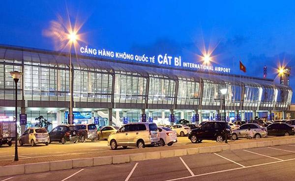 Sân bay Cát Bi