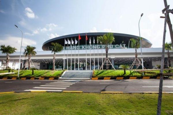 Sân bay Phù Cát