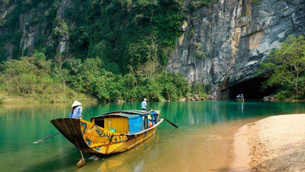 Bản đồ du lịch Quảng Bình