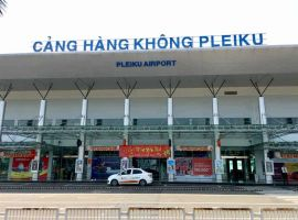 Sân bay Pleiku