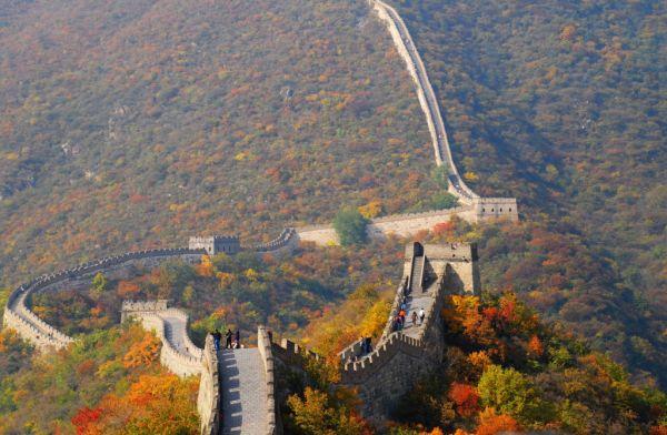 Địa điểm du lịch Trung Quốc hấp dẫn nhất